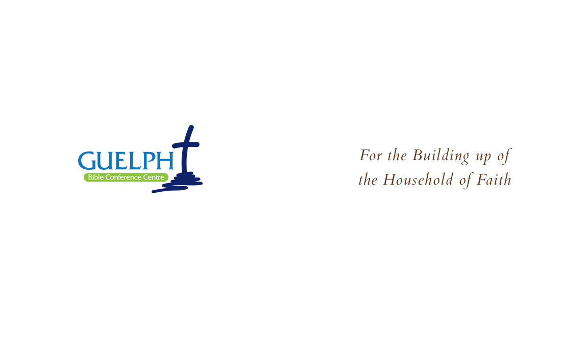 Ministry Spotlight- Guelph Bible Conference Centre