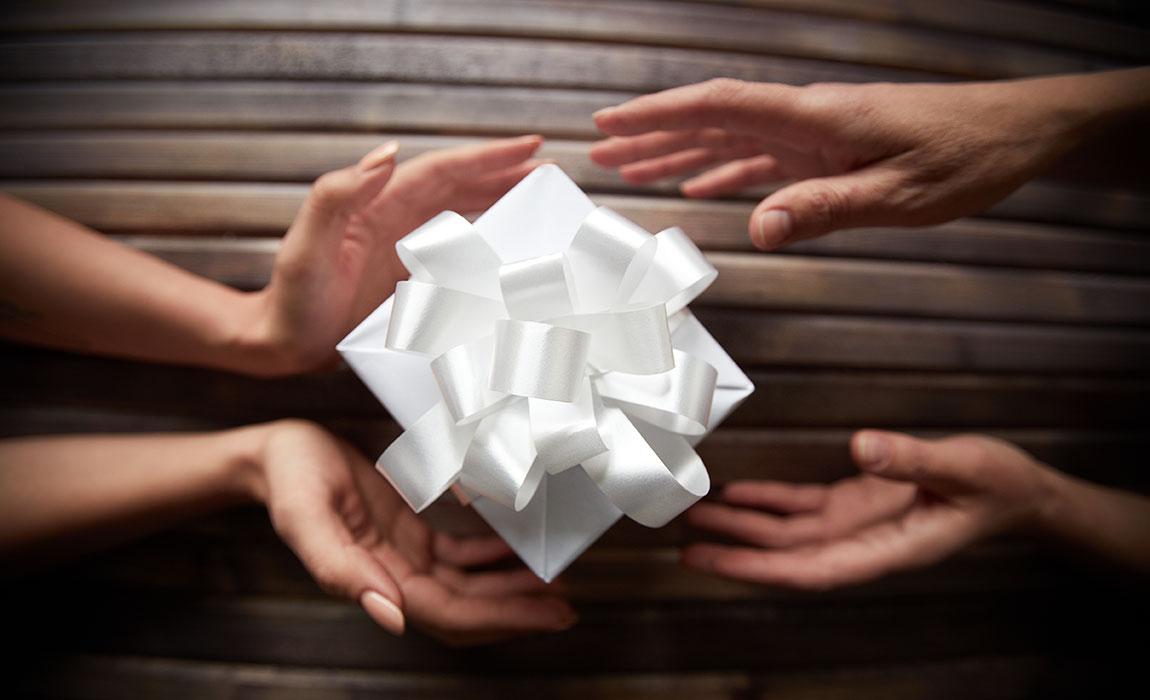 Giving is Like God